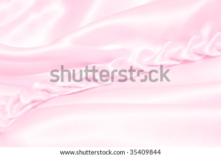 Elegant Pink satin for  abstract background
