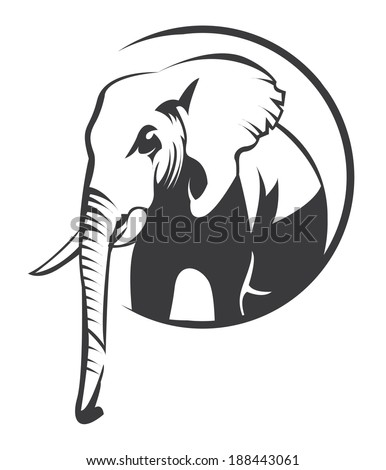 Elephant Head Symbol - Bing images