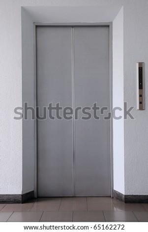 Elevator, Lift - stock photo