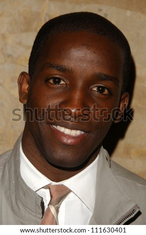 Elijah Kelley at the Annual Wiesenthal Center Tribute Dinner. Beverly Hilton Hotel, Beverly Hills, CA. 06-20-07