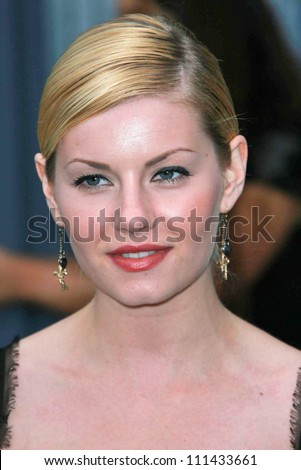 Elisha Cuthbert  at the 2007/2008 Chanel Cruise Show Presented by Karl Lagerfeld. Hanger 8, Santa Monica, CA. 05-18-07 - stock photo