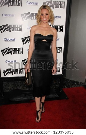 "Elizabeth Banks at the ""Pitch Perfect"" World Premiere, Arclight, Hollywood, CA 09-24-12"