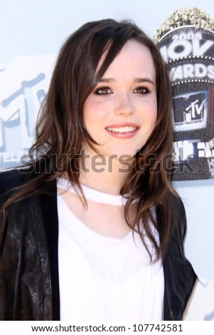 Ellen Page  at the 2008 MTV Movie Awards. Gibson Amphitheatre, Universal City, CA. 06-01-08