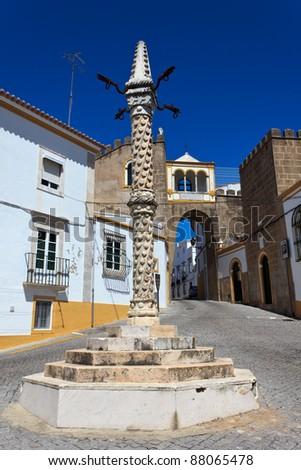 Elvas (Alentejo - Portugal) - stock photo