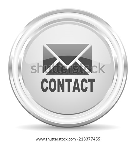email internet icon - stock photo