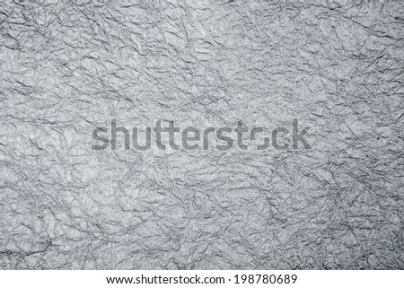 Embossed paper texture possible to use as background