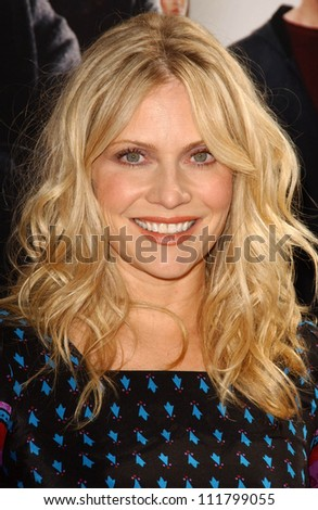"""Emily Procter at the premiere of """"Harry Potter and The Order of The Phoenix"""". Grauman's Chinese Theatre, Hollywood, CA. 07-08-07 - stock photo"""