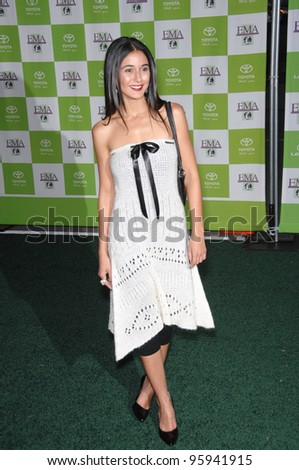 EMMANUELLE CHRIQUI at the 16th Annual Environmental Media Awards at the Ebell Club, Los Angeles. November 8, 2006  Los Angeles, CA Picture: Paul Smith / Featureflash