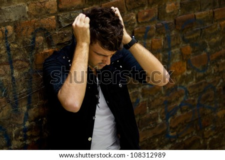 Emotions - stock photo