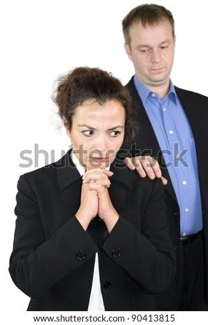 Empathy - stock photo