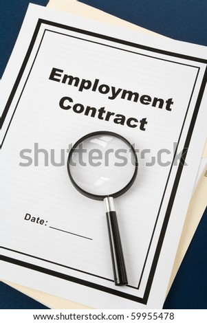 letter of agreement employment stock images royalty free images amp vectors 11724