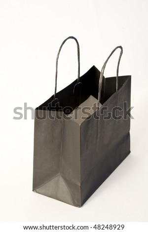 empty bag - stock photo