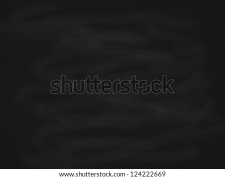 Empty black chalkboard background/texture illustration