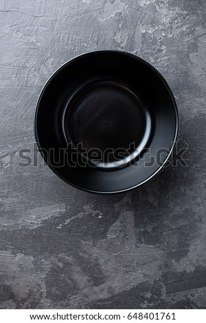 dark bamboo plates empty bowl stock images royalty free images vectors shutterstock