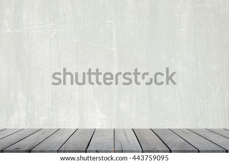 Empty brown wooden table and abstract background ,for product display montage,can be used for montage or display your products