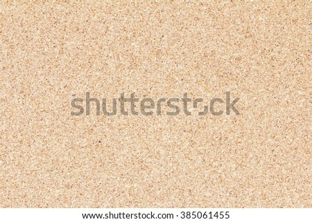 Empty bulletin cork board. Empty Cork board for design. Closeup cork texture. Cork background with copy space. Blank cork board for text or image. - stock photo