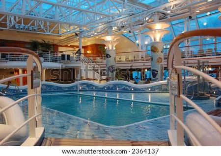 Inside Cruise Ship