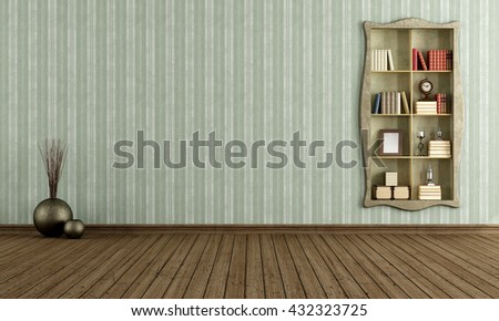 Empty Room Wall Stock Images RoyaltyFree ImagesVectors