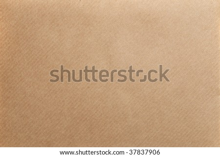 Empty old paper blank can be used for background - stock photo