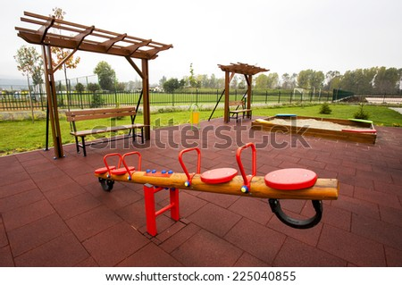 Empty Playground Stock Images, Royalty-Free Images ...
