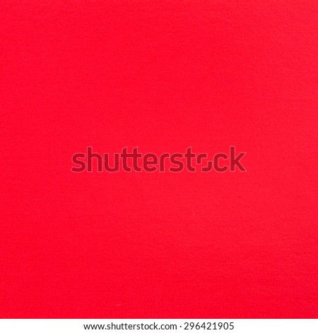 Empty red paper seamless background and texture  - stock photo