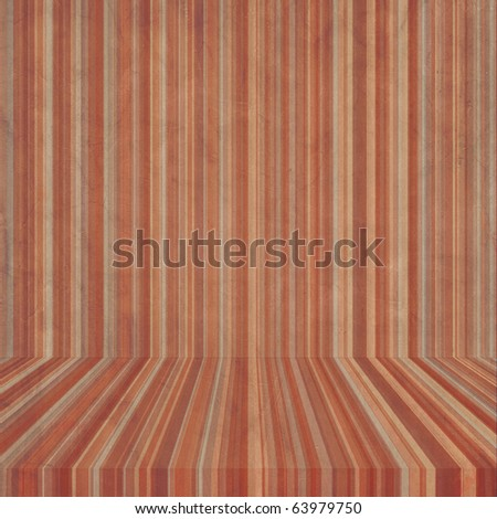 Empty stage - stock photo