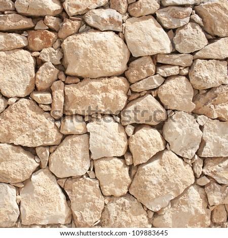Empty stone background. - stock photo