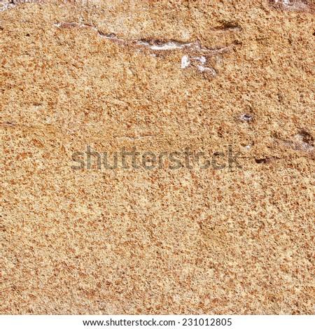 empty warm stone texture   - stock photo