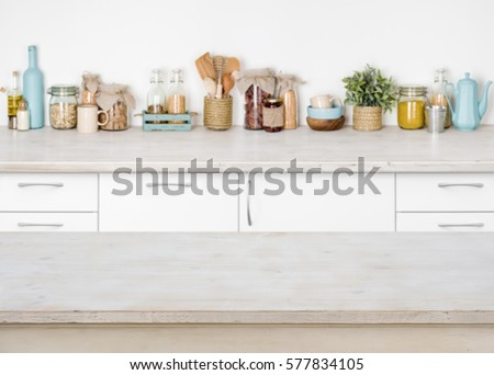 Kitchen Table Background empty textured wooden table kitchen window stock photo 655398976