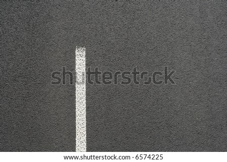 end of line - stock photo