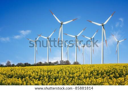 Energie - stock photo