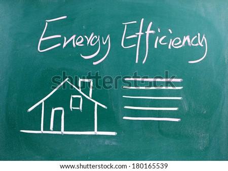 Energy Audit  - stock photo