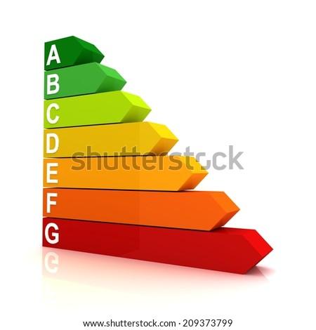 energy efficiency - stock photo