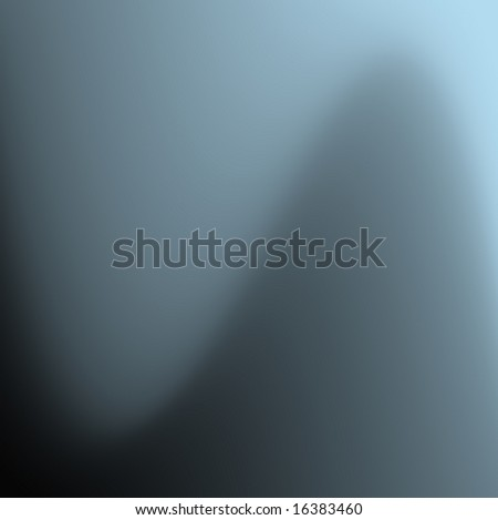 Energy in blue - stock photo