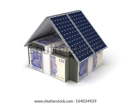 Energy Saving - stock photo