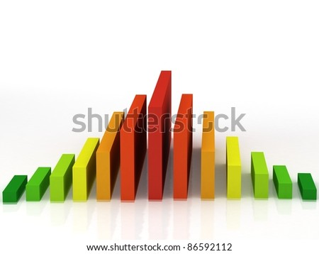 Energy saving concept - stock photo