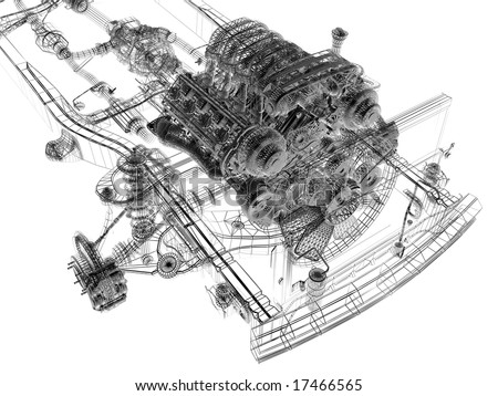 Radial Engine Illustration also F250 5 0 Engine Diagrams further Deep Well Pump System Diagram also Gas  pressors Design also Owl Eyes Great Gatsby Quotes. on jet turbine engine layout