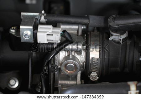 Engine Auto carburetor