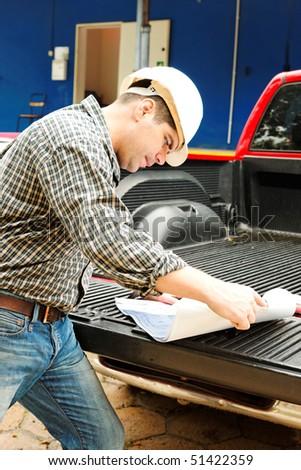 Engineer - stock photo