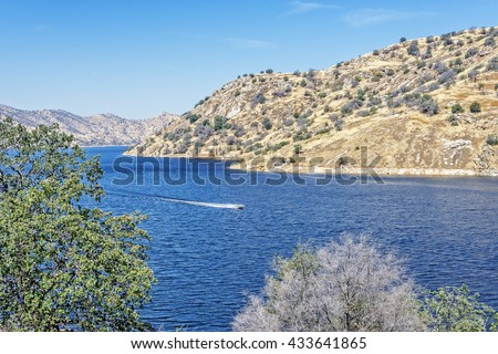 Visalia stock images royalty free images vectors for Lake kaweah fishing