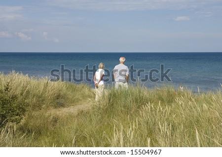 Enjoying the life together - stock photo