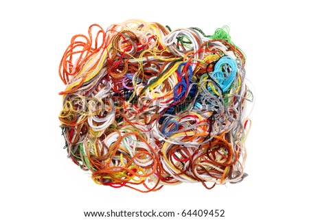 Entangled threads