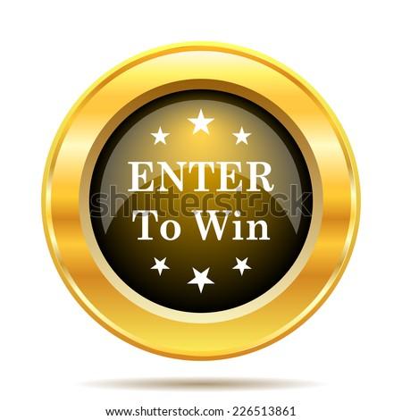 enter to win icon - photo #20