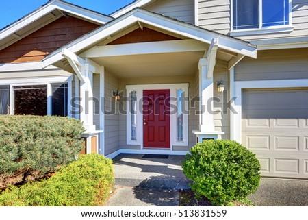 Front Door Stock Images, Royalty-Free Images & Vectors | Shutterstock