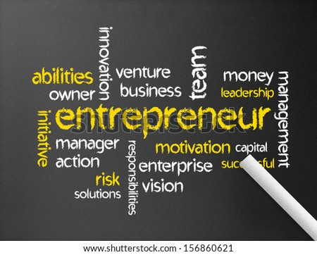 Entrepreneur - stock photo