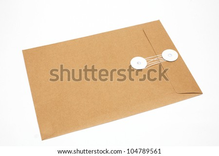 Envelope - stock photo