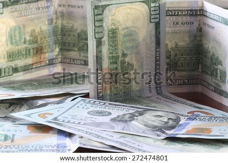 envelope macro background dollars