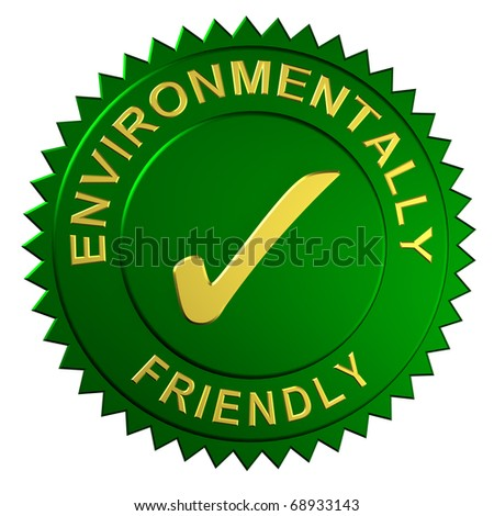environmentally friendly seal stock illustration 68933143 shutterstock