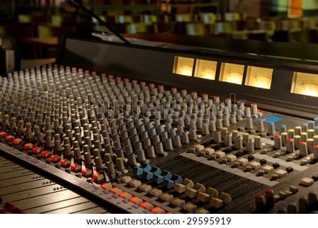 equipment - stock photo