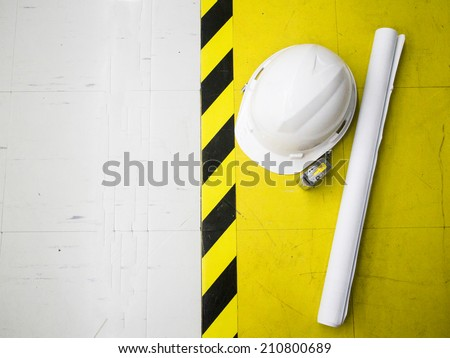 Equipment necessary for good engineers. - stock photo